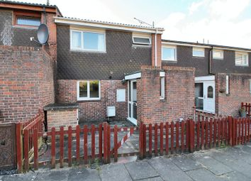 Thumbnail 3 bed terraced house for sale in Molins Court, Brideake Close, Bewbush, Crawley