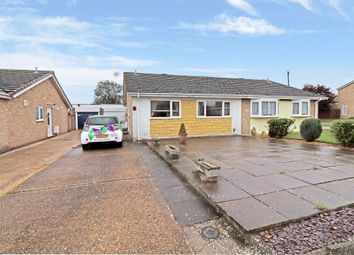 Thumbnail 2 bed bungalow to rent in Burns Way, St. Ives, Huntingdon