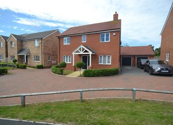 Thumbnail 4 bed detached house for sale in Trinity Road, Abington Vale, Northampton