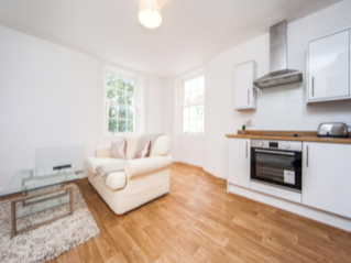 Thumbnail 2 bed flat for sale in Roundstone Street, Trowbridge, Swindon