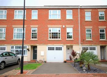Thumbnail 3 bed terraced house for sale in The Potteries, New Rossington, Doncaster