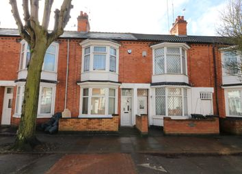 Thumbnail 3 bed terraced house for sale in Eastleigh Road, Leicester