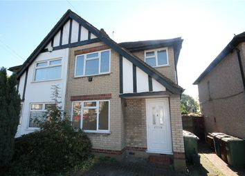 Thumbnail 3 bed semi-detached house to rent in Long Elmes, Harrow