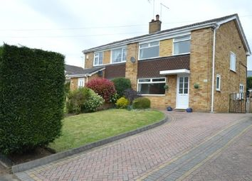 Thumbnail 3 bed semi-detached house to rent in Trentham Gardens Close, Trentham, Stoke-On-Trent