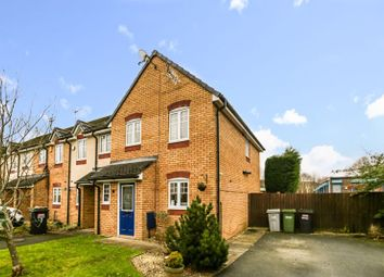 Thumbnail 3 bed end terrace house for sale in 6 Bleadale Close, Wilmslow