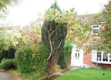 Thumbnail 3 bedroom end terrace house for sale in Thelton Avenue, Broadbridge Heath, Horsham