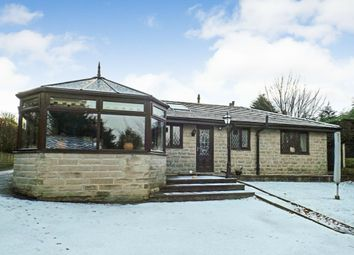 Thumbnail 4 bed detached bungalow for sale in Zion Street, Bacup, Lancashire