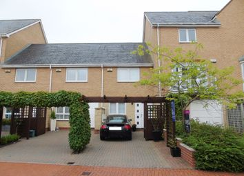 Thumbnail 2 bedroom town house for sale in Chandlers Way, Penarth