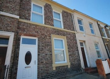 Thumbnail 2 bedroom terraced house to rent in Chester Street, Sandyford, Newcastle Upon Tyne