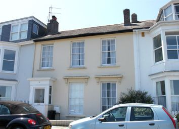 Thumbnail 1 bed flat to rent in Wodehouse Terrace, Falmouth