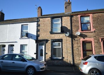 2 bed terraced house for sale in Corporation Road, Workington, Cumbria CA14