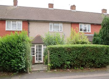 Thumbnail Terraced house for sale in Burrow Road, Chigwell