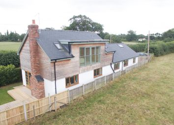 Thumbnail 5 bed detached house for sale in Barkers Green, Wem, Shropshire