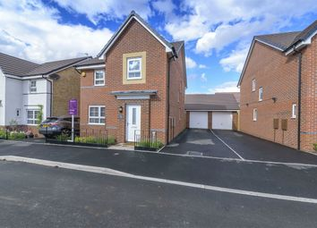 Thumbnail 4 bed detached house for sale in Cadwell Crescent, Wolverhampton, West Midlands