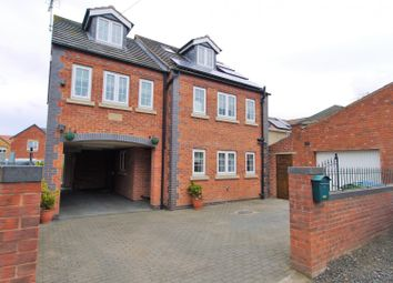Thumbnail 4 bed detached house for sale in Doncaster Road, Langold, Worksop