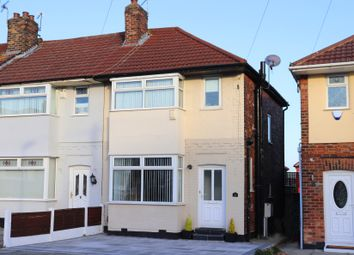 Thumbnail 3 bed end terrace house for sale in Greystone Road, Broadgreen, Liverpool