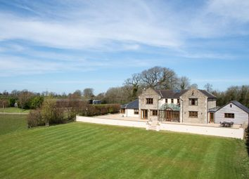 Thumbnail 6 bedroom detached house for sale in Little London, Oakhill, Somerset