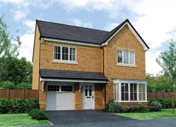 "Thumbnail 4 bedroom detached house for sale in ""The Crompton"" at Low Lane, Acklam, Middlesbrough"