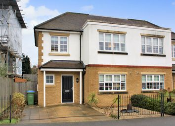 3 bed semi-detached house for sale in Burwood Close, Hersham, Walton-On-Thames KT12