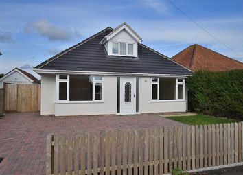 Thumbnail 3 bedroom chalet to rent in Fairfield Road, Barton On Sea, New Milton
