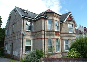 Thumbnail 2 bedroom flat to rent in 21 Sandringham Road, Lower Parkstone, Poole