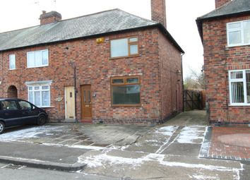 Thumbnail 2 bed end terrace house for sale in Landsdown Grove, Long Eaton, Nottingham