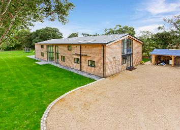 Thumbnail 7 bed barn conversion for sale in Newland Green Lane, Egerton