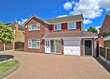 Thumbnail 4 bed detached house for sale in Coppice Road, Arnold, Nottingham