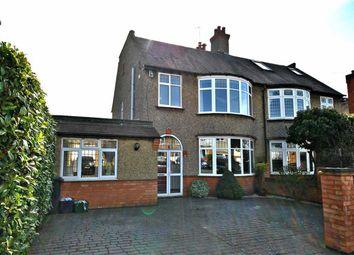 Thumbnail 3 bed semi-detached house for sale in Ridgeway, Abington, Northampton