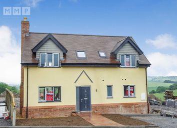 Thumbnail 3 bed detached house for sale in Downton View, Leintwardine, Adforton, Craven Arms
