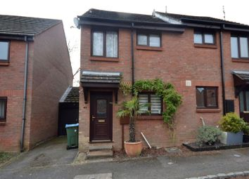 Thumbnail 2 bed semi-detached house for sale in Ladymead Close, Whaddon, Milton Keynes