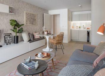 Thumbnail 1 bed flat for sale in Packington Square, Islington, London