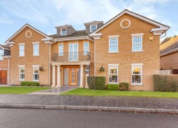Thumbnail 6 bed detached house for sale in Turnberry Lane, Collingtree Park, Northampton