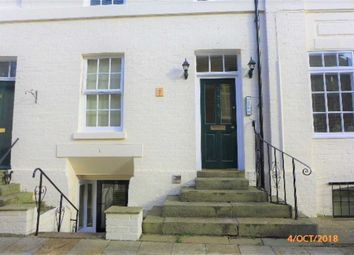 Thumbnail 2 bed flat to rent in Market Place, Caistor, Market Rasen