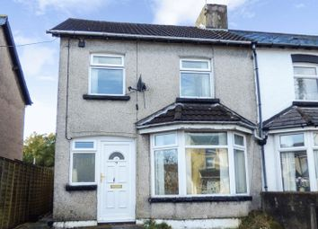 Thumbnail 2 bed semi-detached house for sale in Derwendeg Avenue, Cefn Hengoed