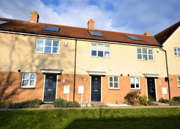 Thumbnail 2 bed terraced house for sale in Einstein Crescent, Duston, Northampton