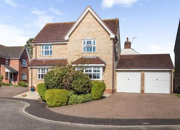 Thumbnail 4 bed detached house for sale in Columbine Road, Horsford, Norwich