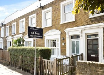 Thumbnail 3 bed terraced house for sale in Nutfield Road, East Dulwich, London