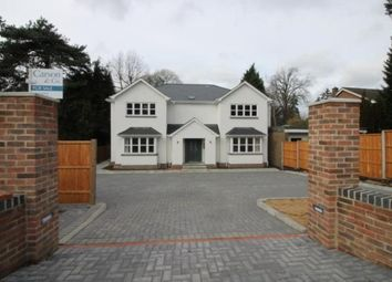 Thumbnail 2 bedroom flat for sale in Camberley, Surrey