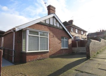 Thumbnail 3 bed detached bungalow for sale in Cranworth Road, Eastwood, Rotherham