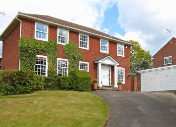 Thumbnail 4 bed detached house for sale in Parkhurst Fields, Churt, Farnham