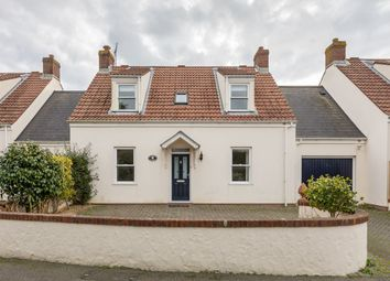 Thumbnail 3 bed link-detached house for sale in 2 Le Petit Frappier, St. Martin, Guernsey