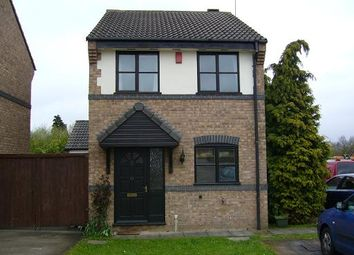 Thumbnail 3 bed detached house to rent in Bluebell Drive, Leicester