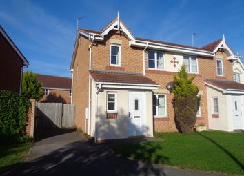 Thumbnail 3 bed semi-detached house to rent in Pershore Way, Lincoln