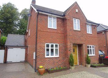 Welbeck Avenue, Burbage, Hinckley LE10. 4 bed detached house for sale