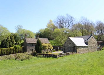 Thumbnail 4 bed detached house for sale in Slack Lane, Ashover