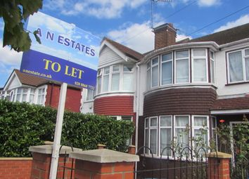 Thumbnail 3 bed terraced house to rent in Hodder Drive, Perivale