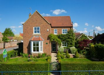 Thumbnail 4 bed detached house for sale in The Green, Stillingfleet, York