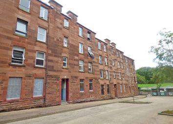 Thumbnail 2 bed flat for sale in Clune Park Street, Port Glasgow