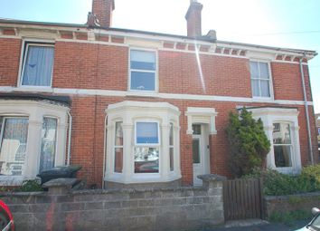 Thumbnail 2 bed terraced house for sale in Kings Road, Gosport
